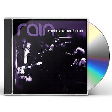 Rain MAKE THE DAY BREAK CD