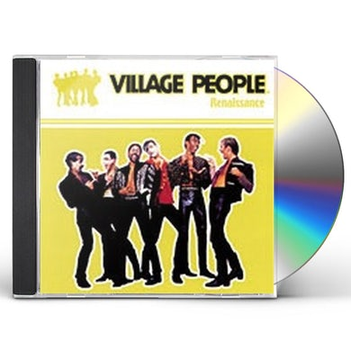 Village People RENAISSANCE CD