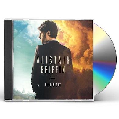 Alistair Griffin ALBION SKY CD