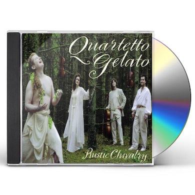 Quartetto Gelato RUSTIC CHIVALRY CD