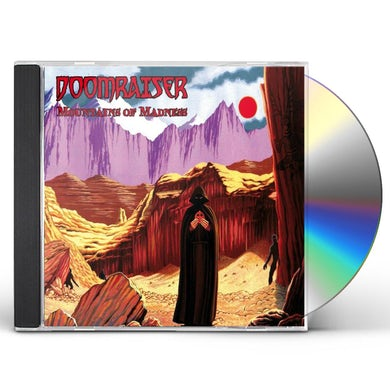 DOOMRAISER MOUNTAINS OF MADNESS CD