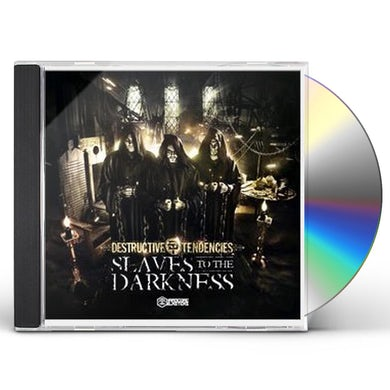 Destructive Tendencies SLAVES TO THE DARKNESS CD