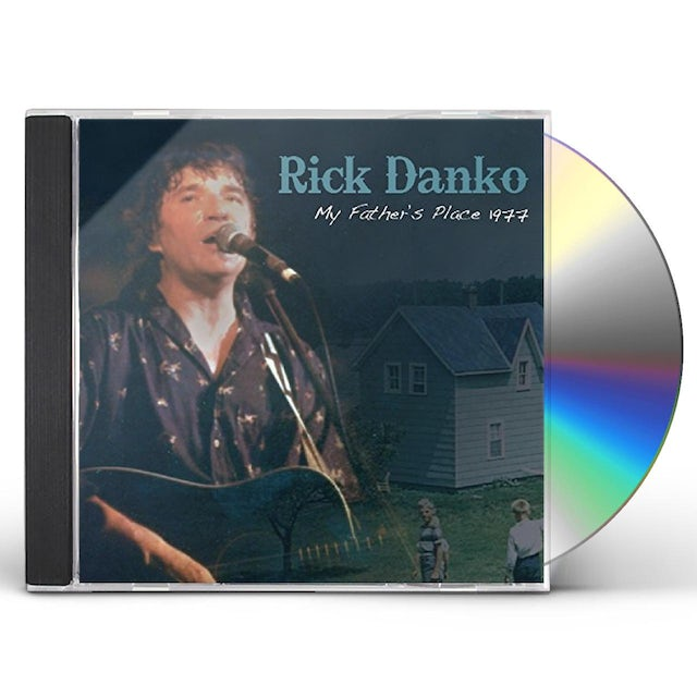 Rick Danko MY FATHER'S PLACE 1977 CD