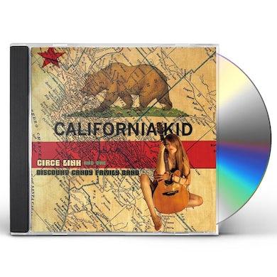 Circe Link CALIFORNIA KID CD