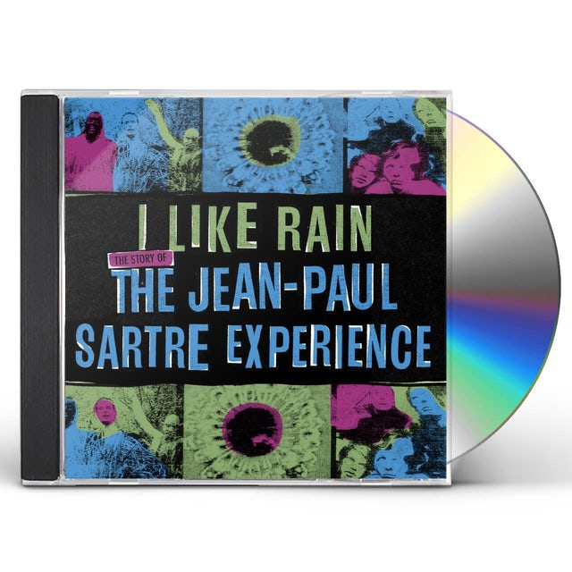 JEAN-PAUL SARTRE EXPERIENCE I LIKE RAIN: STORY OF THE JEAN-PAUL SARTRE EXP. CD