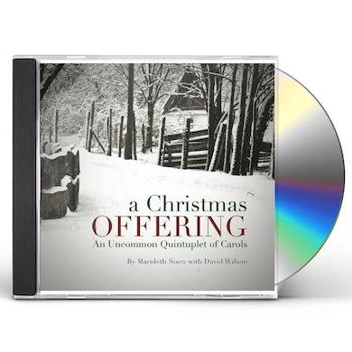 Marideth Sisco CHRISTMAS OFFERING CD