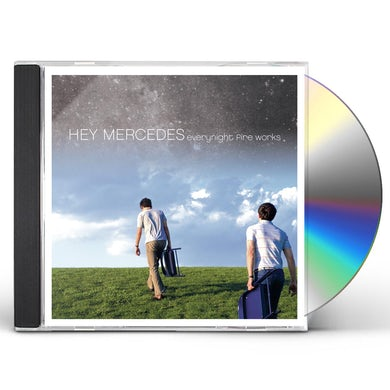 Hey Mercedes EVERYNIGHT FIRE WORKS CD