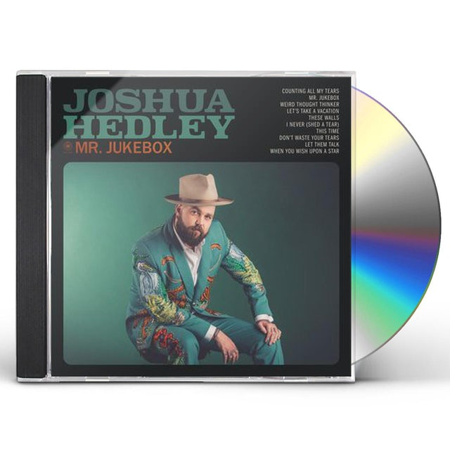 Joshua Hedley MR JUKEBOX CD