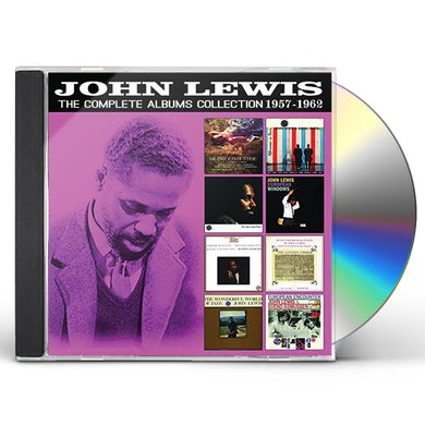 John Lewis CLASSIC ALBUMS COLLECTION: 1957-1962 CD