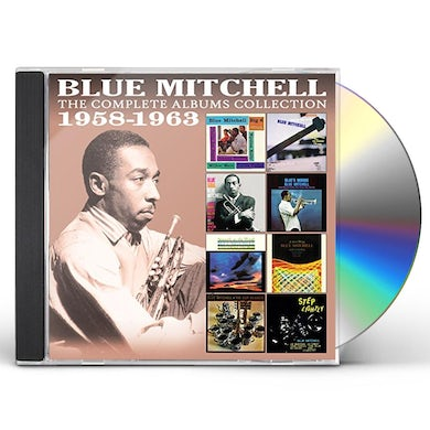Blue Mitchell COMPLETE ALBUMS COLLECTION: 1958-1963 CD