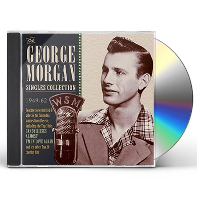 George Morgan SINGLES COLLECTION 1949-62 CD