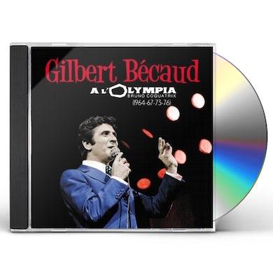 GILBERT BECAUD A L'OLYMPIA (1964-67-73-76) CD