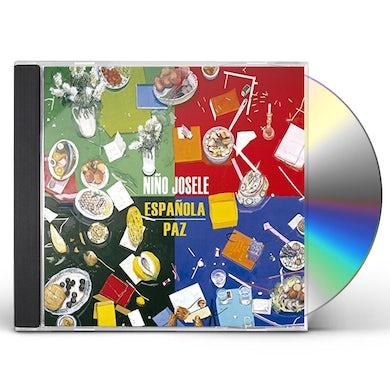 Nino Josele ESPANOLA + PAZ CD