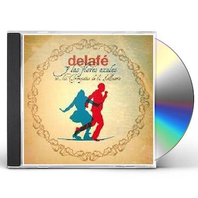 Delafe y las Flores Azules LAS TROMPETAS DE LA MUERTE CD