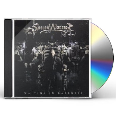 Sacred Warrior WAITING IN DARKNESS CD