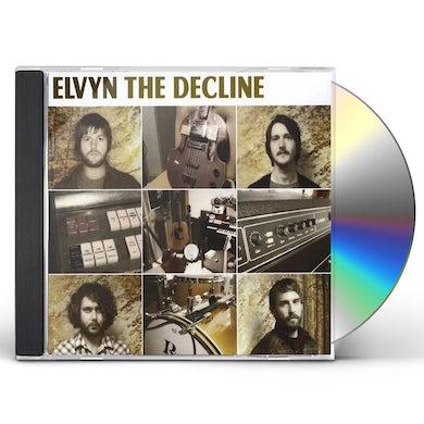 Elvyn DECLINE CD