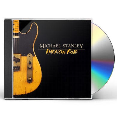 Michael Stanley AMERICAN ROAD CD