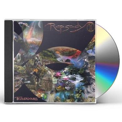 Rapsody TROUBADOURS CD