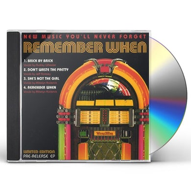 James Day REMEMBER WHEN CD