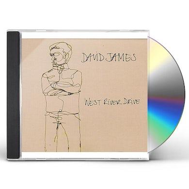 David James WEST RIVER DRIVE CD