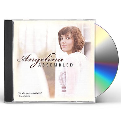 angelina ASSEMBLED CD