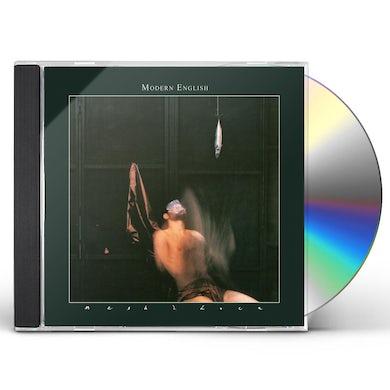 Modern English MESH & LACE CD