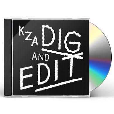 Kza DIG & EDIT CD