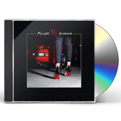 Rebolledo MONDO RE-ALTERADO CD