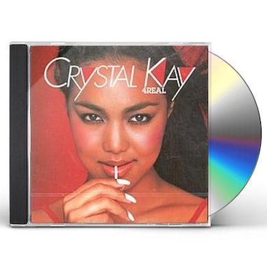 Crystal Kay 4REAL CD