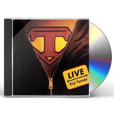 Koji Tamaki T CD