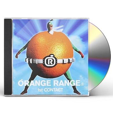 Orange Range 1ST CONTACT CD