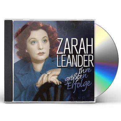 ZARAH LEANDER-IHRE GROSSTEN ERFOLGE CD