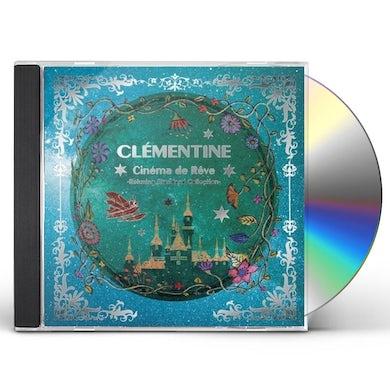 Clementine CINEMA DE REVE RELAXING STANDARD COLLECTION CD