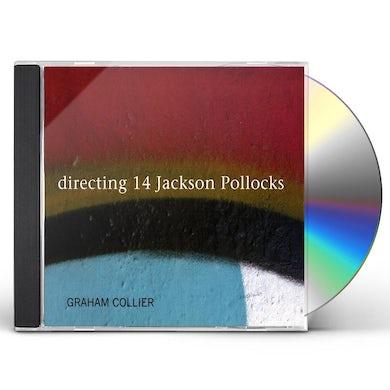 Graham Collier DIRECTING 14 JACKSON POLLOCKS CD