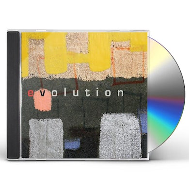 Dave Glasser EVOLUTION CD