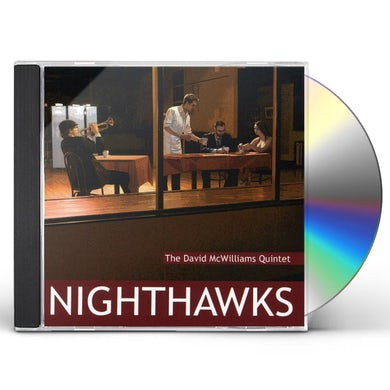 David McWilliams NIGHTHAWKS CD