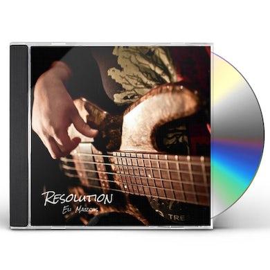 Eli Marcus RESOLUTION CD