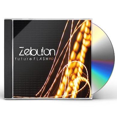 Zebulon FUTURE FLASH EP CD