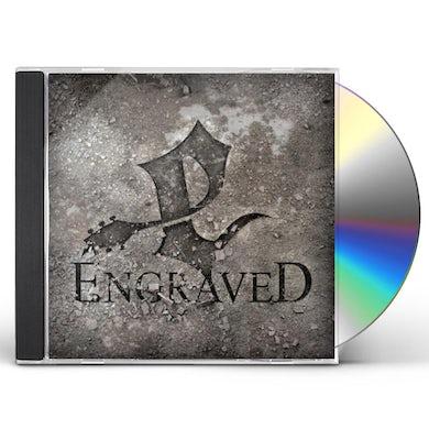 Engraved CD