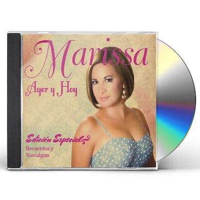 Marissa AYER Y HOY CD
