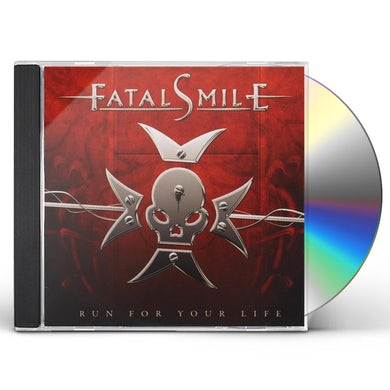 Fatal Smile RUN FOR YOUR LIFE CD