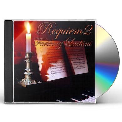 Fariborz Lachini REQUIEM 2 CD