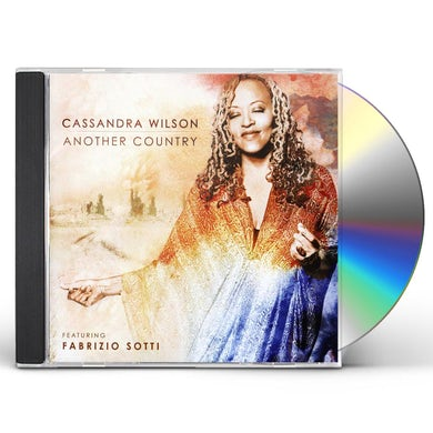 Cassandra Wilson ANOTHER COUNTRY CD