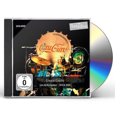 Guru Guru ROCKPALAST: KRAUTROCK LEGENDS 2 CD