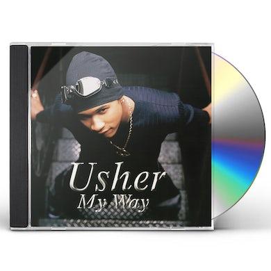 Usher MY WAY CD