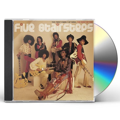 FIRST FAMILY OF SOUL: THE BEST OF FIVE STAIRSTEPS CD