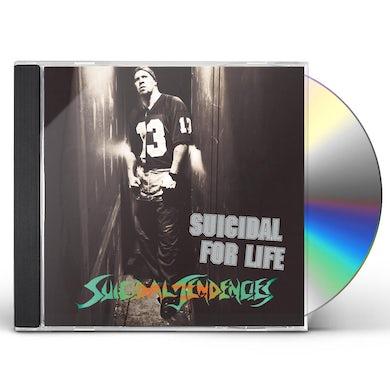 Suicidal Tendencies SUICIDAL FOR LIFE CD