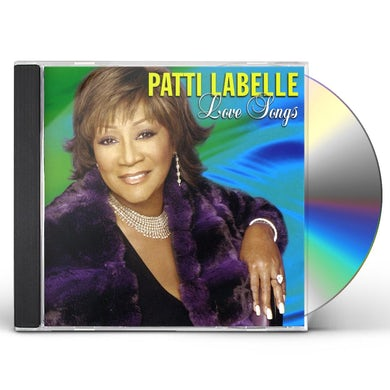 Patti LaBelle LOVE SONGS CD