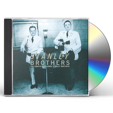 COMPLETE COLUMBIA STANLEY BROTHERS CD