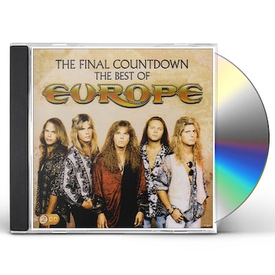 FINAL COUNTDOWN: THE BEST OF EUROPE CD